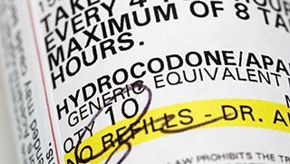 Defining the schedules for controlled substances