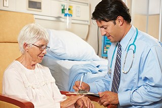 Fee-for-service Medicare Plans Linked to Improved Care During Last Year of Life