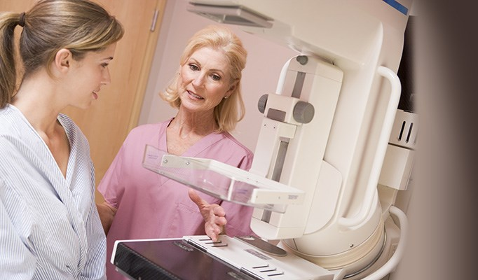 Women with a history of a false-positive mammogram result may have an increased risk for developing breast cancer.