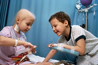 Inherited gene variation tied to high-risk pediatric leukemia
