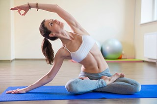 Yoga and meditation can ease menopausal symptoms following breast cancer