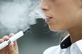E-cigarettes may cause or worsen acute respiratory disease