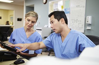 Oncology nursing collaboration delivers improved patient experience