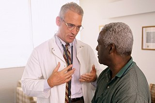 Black men have lower preference for investigation of prostate cancer