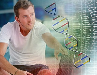 Lifestyle and genetics strongly impact biomarkers for inflammation and cancer