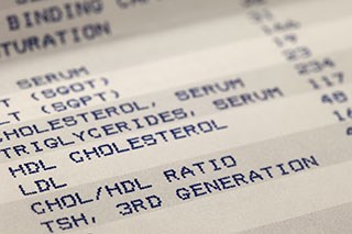 Elevated cholesterol associated with prostate cancer recurrence