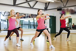 Aerobics can decrease radiotherapy fatigue.