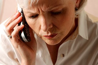 Telephone Counseling Beneficial for Breast Cancer Survivors