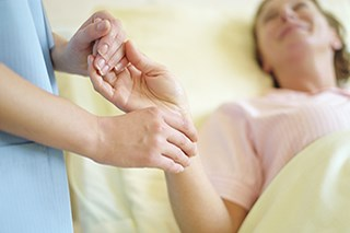 Inpatient Palliative Care Improves QoL for Patients Hospitalized for HCT