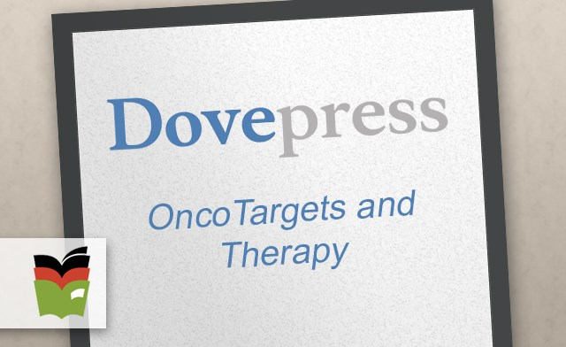 OncoTargets and Therapy