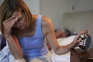 Sleep Disturbance Is a Common Challenge for Patients With Cancer