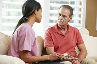 Stepped Care Effective for Psychological Distress