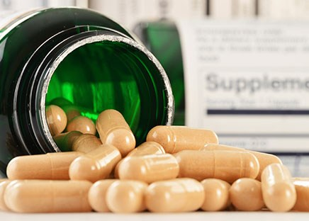 Dietary supplement use is often not reported to health care teams
