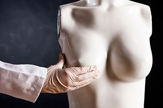 Simulation tool teaches clinical breast examination