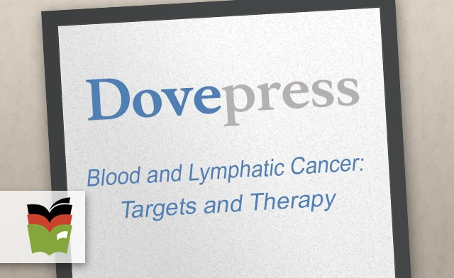 Blood and Lymphatic Cancer: Targets and Therapy