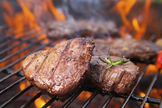 Chemicals in Meat Cooked at High Temperatures and Cancer Risk (Fact Sheet)