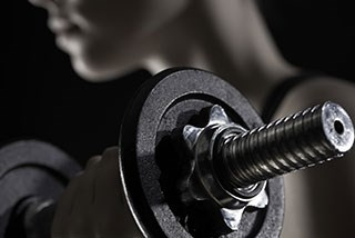 Breast cancer survivors can benefit from weight lifting