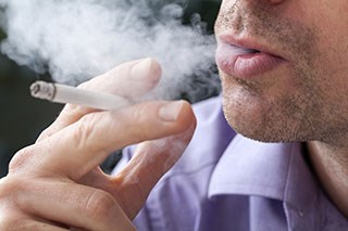Smokers may need active PCP support to help them quit.