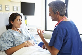 They Asked You: Conversations at the Cancer Patient's Bedside