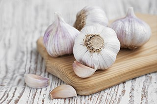Does garlic possess anti-cancer properties?