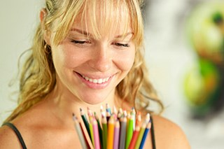 Coloring as a Relaxation Tool