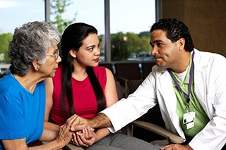Clinicians often face complex questions from patients and family.