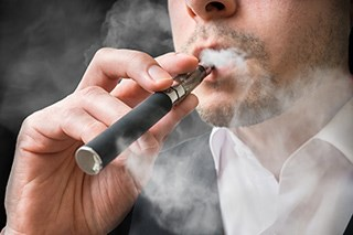 Electronic Cigarettes May Cause Damage to Oral Epithelial Cells