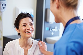 Clinicians that utilize face-to-face consultation are viewed as more compassionate, data indicates.