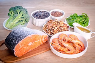 Increasing Dietary Omega-3 Intake After Colorectal Cancer Diagnosis Improves Survival