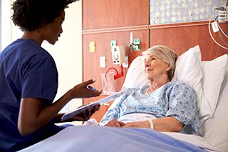 Making End of Life Discussions Easier on Patients and Caregivers