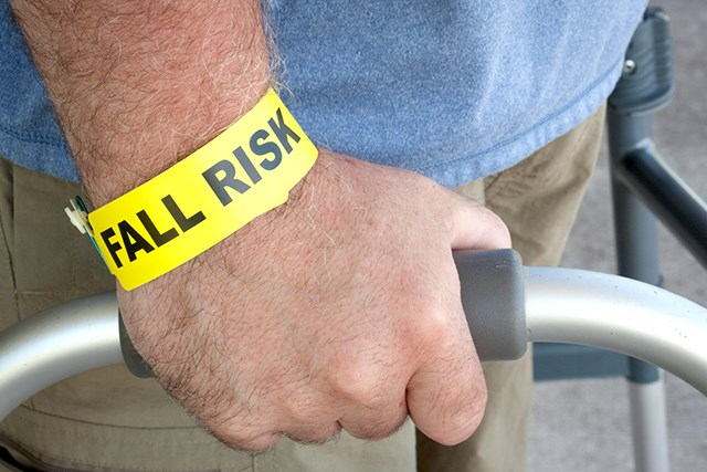 Recognizing and treating the risk of falling is as important as addressing other chemotherapy side effects.