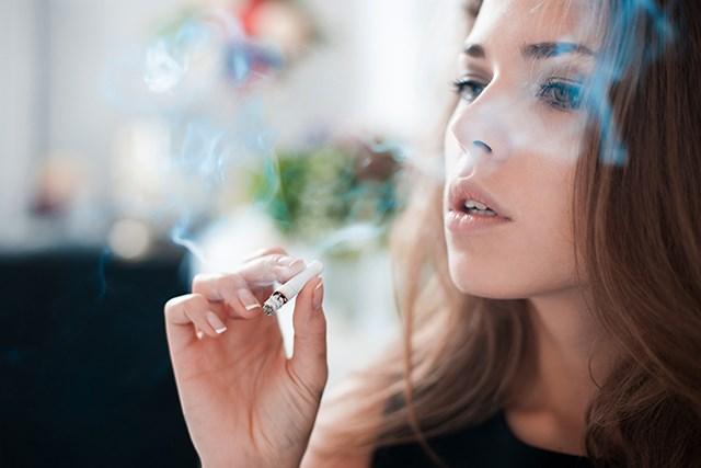 Even so-called light cigarettes represent a significant health risk.