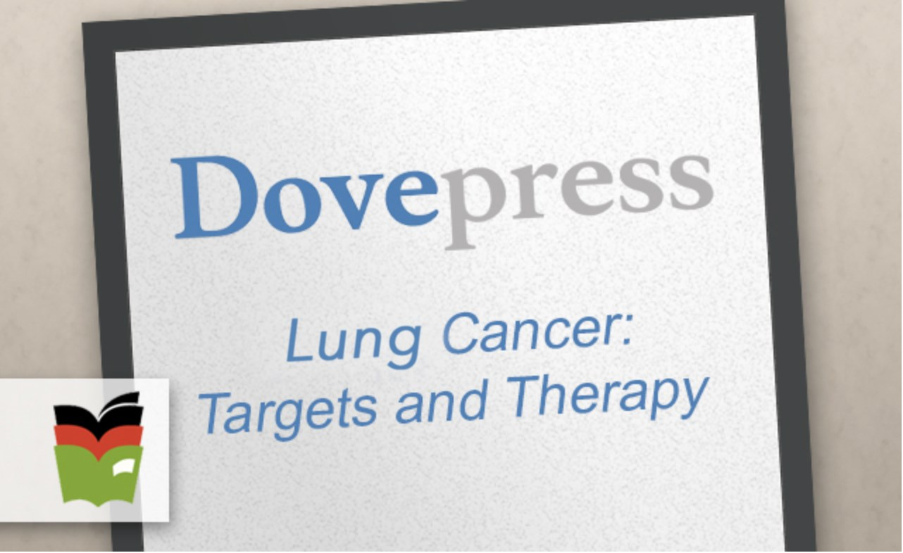 Lung Cancer: Targets and Therapy
