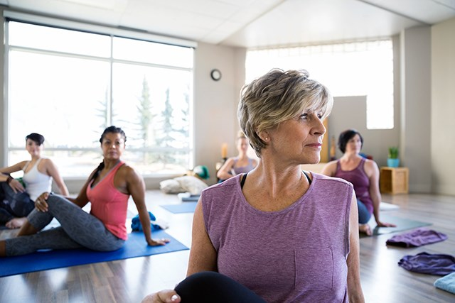 Yoga Programs May Improve Quality of Life for Patients with NSCLC and Their Caregivers