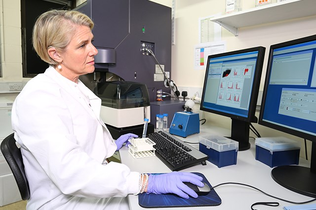 Flow Cytometry Assesses Minimal Residual Disease in Multiple Myeloma