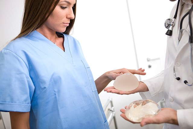 Breast Implants Associated With Increased Risk of Breast Anaplastic Large-cell Lymphoma
