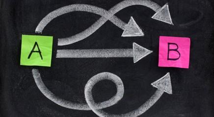Work-around: An indirect way to accomplish the same goal