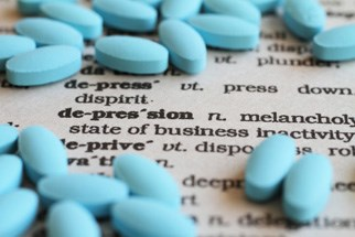 Antidepressants' effect on tamoxifen