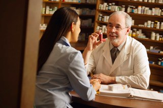 Speciality pharmacies and cancer care