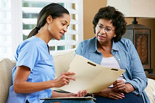 Nurse navigator intervention beneficial for early cancer care
