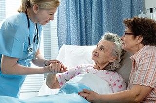 The increase in integrated palliative care does not appear to have altered ACCEoL.