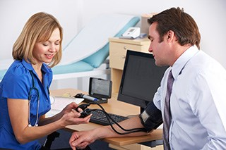 Study: When to treat hypertension and intensify treatment