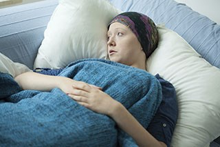 Cancer diagnosis often adversely affects mental health