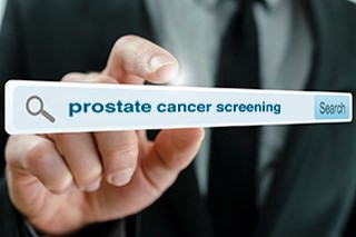 Less than 20 percent of top-ranked health sites advise against screening for prostate cancer.