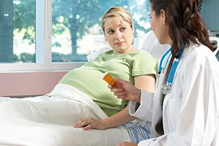 Women whose cancer was diagnosed during pregnancy have a higher prevalence of premature births.