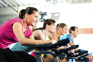 Exercise programs with higher intensity levels result in better outcomes for patients