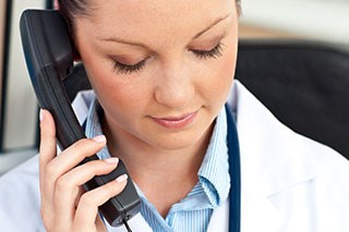 Proactive telephone support reduces unplanned hospitalizations in blood cancers