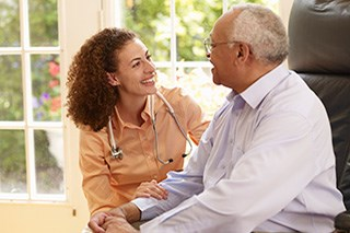 Caregiver Well-being Associated With Perceived Quality of Care