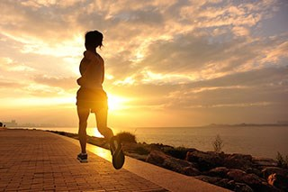 Proper motivation can encourage patients to exercise.