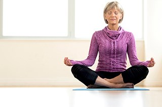 Meditation Serves as a Coping Tool for Both Patients and Clinicians